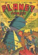 Planet Comics Vol 1 9
