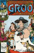Groo the Wanderer Vol 1 42