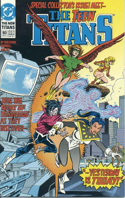 Titans (Vol 1) The # 50 Near Mint (NM) DC Comics MODERN AGE