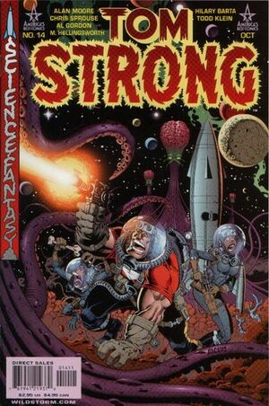 Tom Strong Vol 1 14