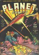 Planet Comics Vol 1 3