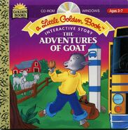 Adventures of Goat, TheCD