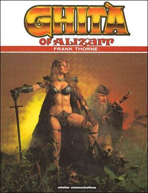Ghita Of Alizarr Vol 1 1