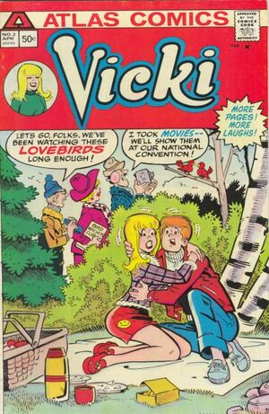 Vicki Vol 1 2