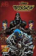 Rob Zombie's Spookshow International Vol 1 9-D