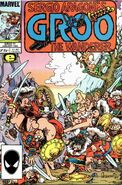 Groo the Wanderer Vol 1 11