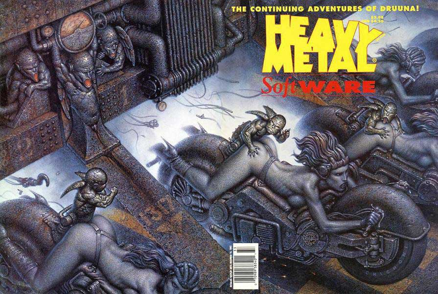 heavy metal special vol 7 2 hey kids comics wiki