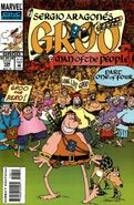 Groo the Wanderer Vol 1 106