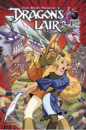 Dragon's Lair Vol 1 1