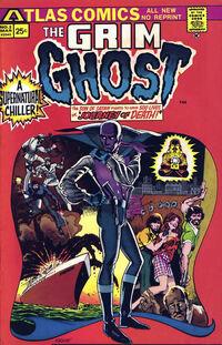Grim Ghost Vol 1 2