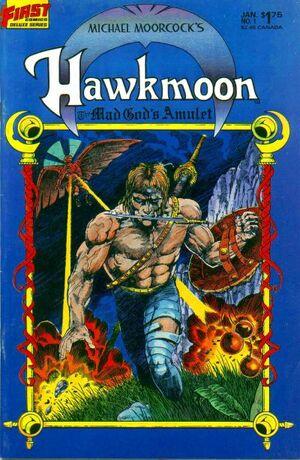 Hawkmoon Mad God's Amulet Vol 1 1