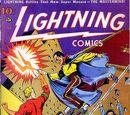 Lightning Comics Vol II 1