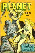 Planet Comics Vol 1 40