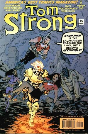 Tom Strong Vol 1 15