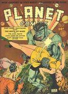 Planet Comics Vol 1 13