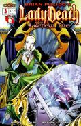 Brian Pulido's Lady Death A Medieval Tale Vol 1 3
