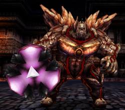 Demon Golem