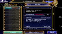 Art Dealer- mission
