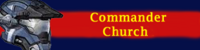 Commander Church Sign