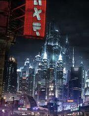 JSDF City 4