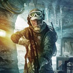 Echo Base trooper SWG by Ryan barger