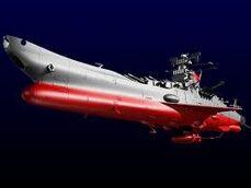 Space battleship yamato 2