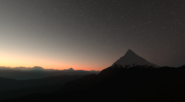 Eden Mountain Range
