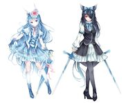 Cat-ears-princess-free-desktop-wallpaper-3840x2160