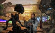 Alien-evangelism
