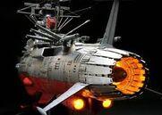 Space Battleship Yamato 4