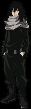 Shouta Aizawa Full Body Normal Suit