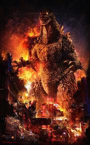 Godzilla 5