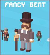 Fancy-gent