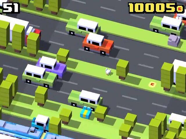 File:Crossy road swamp frog game play.jpg