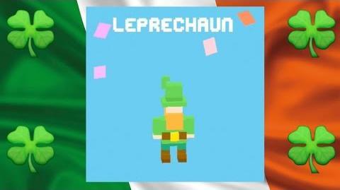 UNLOCK ☆ Leprechaun ☆