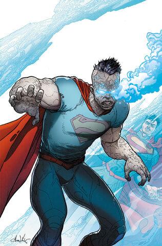 File:Superman Vol 3 23.1 Bizarro Textless.jpg