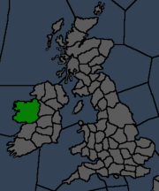 County of Connacht
