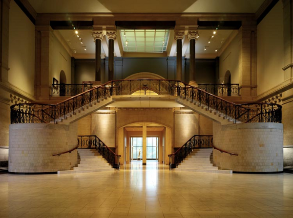 Entrance Hall WI