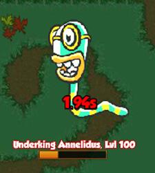 Underking Annelidus