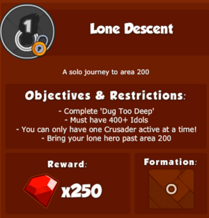Lonedescent