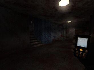 Nightmare apartment