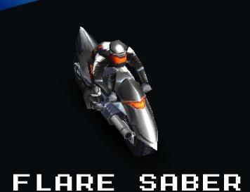 Flare Saber
