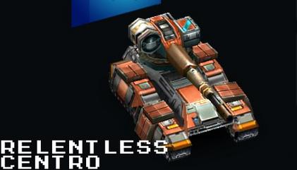 Relentless Centro