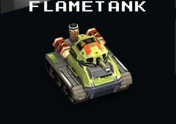 Flametank