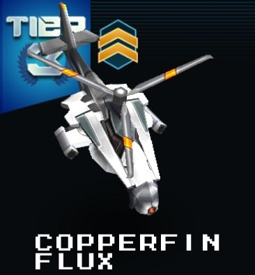 Copperfin Flux