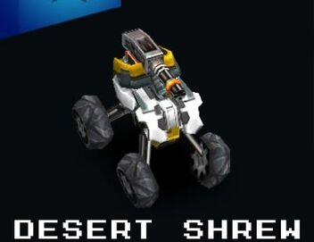 Desert Shrew
