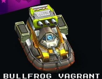 Bullfrog Vagrant