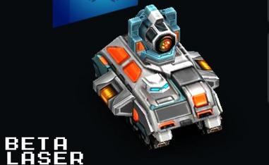 Beta Laser