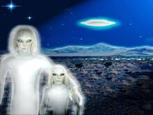 Tall Whites aliens are among us