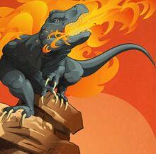 FlamethrowingTheropod2